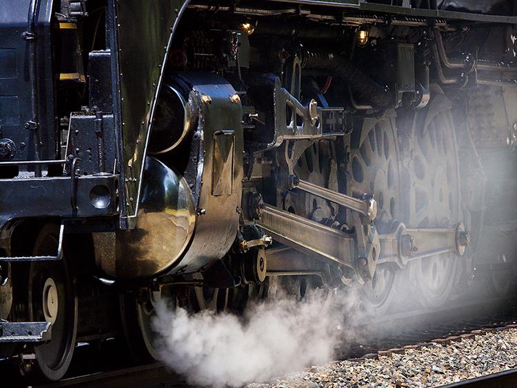 Steam Into Colfax