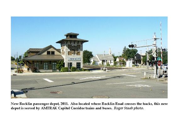 Rocklin Depot
